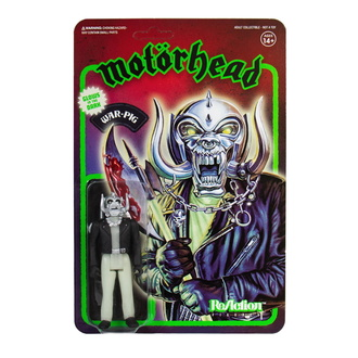 Фигурка Motörhead - Warpig Glow in the Dark, NNM, Motörhead
