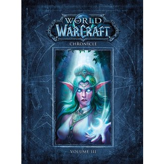 Книга World of Warcraft - Chronicle Volume 3, NNM, World Of Warcraft