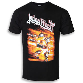 мужская футболка металл Judas Priest - Firepower - ROCK OFF, ROCK OFF, Judas Priest