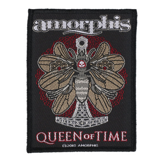 Патч Amorphis - Queen Of Time - RAZAMATAZ, RAZAMATAZ, Amorphis