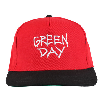Кепка GREEN DAY - RADIO HAT - PLASTIC HEAD, PLASTIC HEAD, Green Day