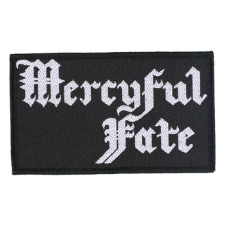 патч Mercyful Fate - Logo - RAZAMATAZ, RAZAMATAZ, Mercyful Fate
