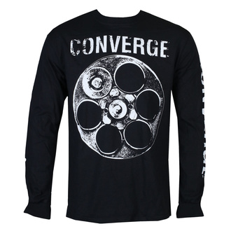 мужская футболка металл Converge - The Chamber Black - KINGS ROAD, KINGS ROAD, Converge