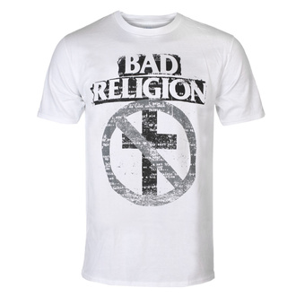 мужская футболка металл Bad Religion - Typewriter Crossbuster - KINGS ROAD, KINGS ROAD, Bad Religion