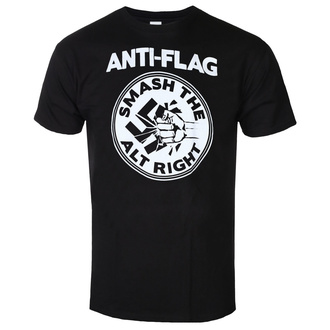 Мужская металл-футболка Anti-Flag - Smash The Alt Right - KINGS ROAD, KINGS ROAD, Anti-Flag
