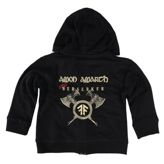 детская толстовка с капюшоном Amon Amarth - Little Berserker - Metal-Kids, Metal-Kids, Amon Amarth