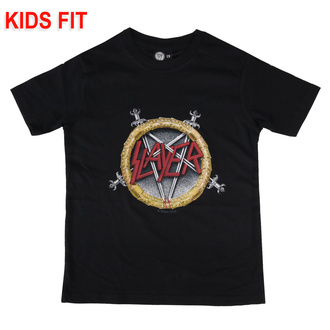 детская футболка Slayer - Pentagram - Metal-Kids, Metal-Kids, Slayer