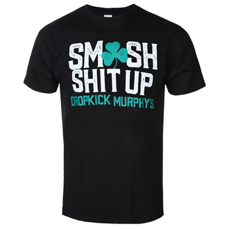 Мужская футболка Dropkick Murphys - Smash Shit Up - Черный  - KINGS ROAD, KINGS ROAD, Dropkick Murphys