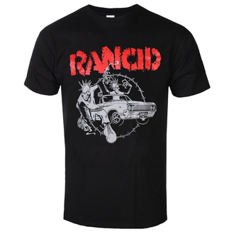 Мужская футболка Rancid - Cadillac - Черный - KINGS ROAD, KINGS ROAD, Rancid