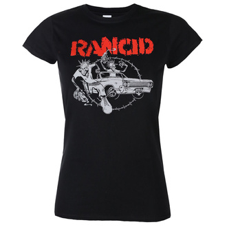 Женская футболка Rancid - Cadillac Fitted - Черный - KINGS ROAD, KINGS ROAD, Rancid