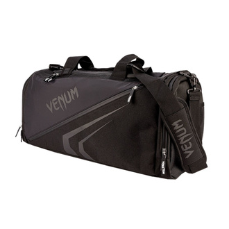 Сумка Venum - Trainer Lite Evo Sports - черный / черный, VENUM