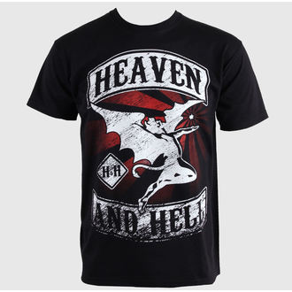 футболка мужчины HEAVEN & HELL 'ЧОППЕР' 5619, PLASTIC HEAD, Heaven & Hell