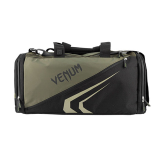 Сумка Venum - Trainer Lite Evo Sports - хаки / черный, VENUM