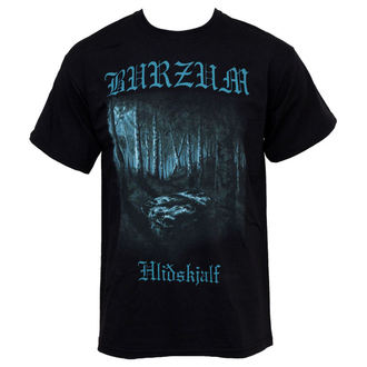 футболка металлическая Burzum-Hlidskjalf-PLASTIC HEAD-PH5606, PLASTIC HEAD, Burzum