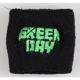 Махровый браслет Green Day - Logo - RAZAMATAZ, RAZAMATAZ, Green Day