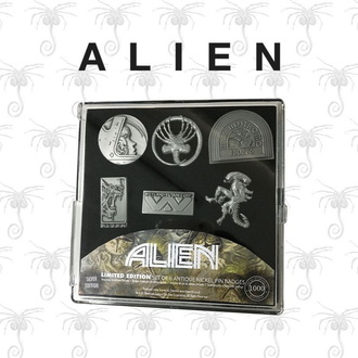 Пины (набор 6шт) Alien - Limited Edition, NNM, Alien