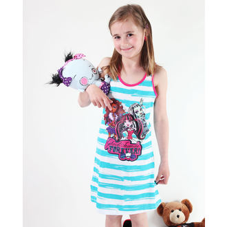 Детское платье  TV MANIA Monster High - White / Turquise, TV MANIA, Monster High
