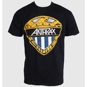Унисекс футболка Anthrax - Eagle Shield - ROCK OFF, ROCK OFF, Anthrax