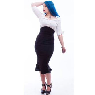 Женская юбка NECESSARY EVIL - Lyssa High Waisted - черный, NECESSARY EVIL