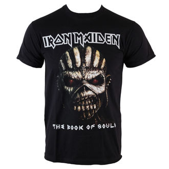 футболка металл мужской Iron Maiden - Book Of Souls - ROCK OFF - IMTEE44MB