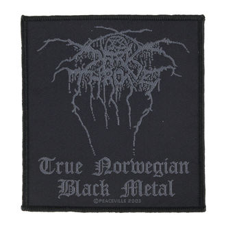 патч DARKTHRONE - TRUE NORWEGIAN BLACK METAL - RAZAMATAZ - SP1714
