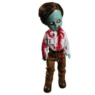 Кукла Зори из The Мертвый - Plaid shirt zombie - Living Dead Dolls, LIVING DEAD DOLLS, Dawn of the Dead