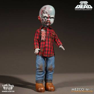 Кукла Зори из The Мертвый - Flybiy zombie - Living Dead Dolls, LIVING DEAD DOLLS, Dawn of the Dead