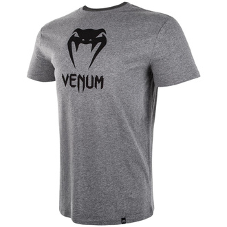 Мужская футболка Venum - Classic - Heather Grey, VENUM