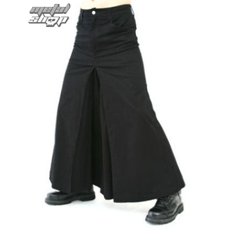 килт Black Pistol - Men Skirt Denim Black, BLACK PISTOL