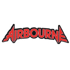 патч AIRBOURNE - LOGO CUT-OUT - RAZAMATAZ, RAZAMATAZ, Airbourne