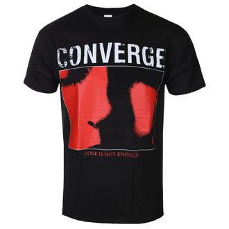 мужская футболка металл Converge - Love Is Not Enough Black - KINGS ROAD, KINGS ROAD, Converge