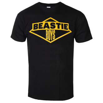 мужская футболка металл Beastie Boys - BB Logo - KINGS ROAD, KINGS ROAD, Beastie Boys