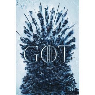Плакат Game of thrones, NNM, Game of thrones