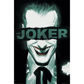 Плакат THE JOKER - PUT ON A HAPPY FACE - DC КОМИКСЫ - PYRAMID POSTERS, PYRAMID POSTERS