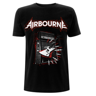 футболка металл мужской Airbourne - No Ballads - NNM, NNM, Airbourne