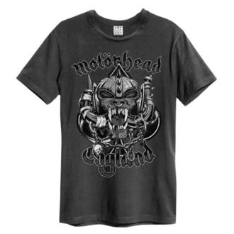 Мужская футболка металл Motörhead - Snaggletooth Crest - AMPLIFIED - ZAV210STC