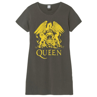 Женское платье QUEEN - YELLOW CREST - CHARCOAL- AMPLIFIED, AMPLIFIED, Queen