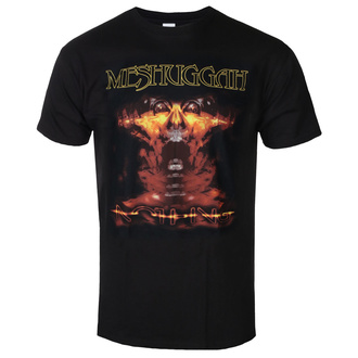 Мужская футболка металл Meshuggah - NOTHING - PLASTIC HEAD, PLASTIC HEAD, Meshuggah