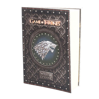 Блокнот Game of thrones - Winter is Coming, NNM, Game of thrones