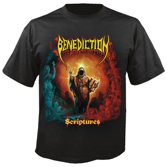 Мужская футболка BENEDICTION - Scriptures - NUCLEAR BLAST, NUCLEAR BLAST, Benediction