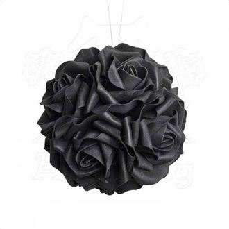 Украшение ALCHEMY GOTHIC - Black Rose - ROSE6