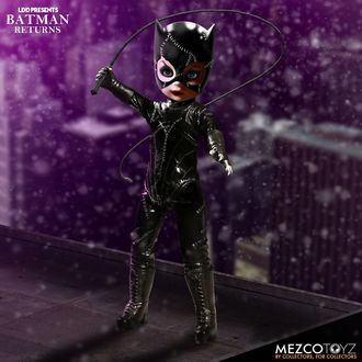 Статуэтка BATMAN - Living Dead Dolls - Катвостка, LIVING DEAD DOLLS, Batman