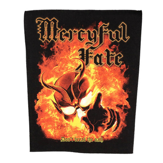 Большой патч Mercyful Fate - Don't Break The Oath - RAZAMATAZ, RAZAMATAZ, Mercyful Fate