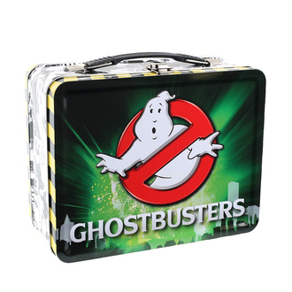 Чемодан Ghostbusters - Tin Tote Stay Puft Marshmallow Man, NNM, Ghostbusters