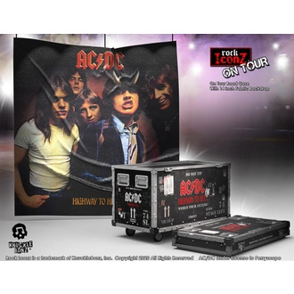 Украшение AC / DC - On To ur Highway to Hell Road - KNUCKLEBONZ, KNUCKLEBONZ, AC-DC