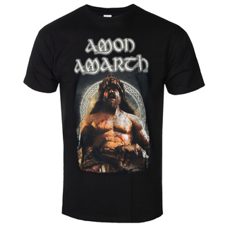 Мужская футболка метал  Amon Amarth-BERZERKER-PLASTIC HEAD-PH11898, PLASTIC HEAD, Amon Amarth