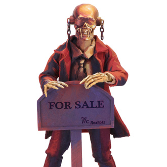 Подвижная фигурка Megadeth - Peace sells... but who´s buying, NNM, Megadeth