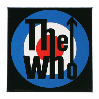 Магнит The Who - ROCK OFF, ROCK OFF, Who