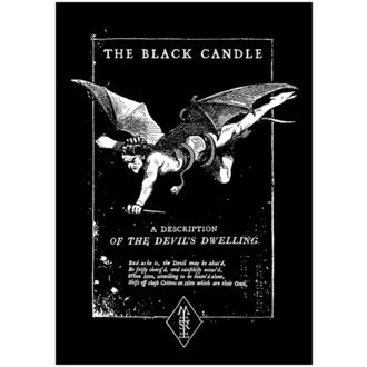 Книга The Black Candle 3rd: Sympathy For The Devil- CULT014, CULT NEVER DIE