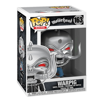Фигурка Motörhead - POP! - Warpig, POP, Motörhead